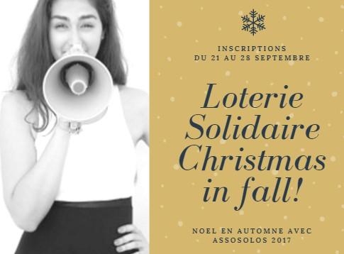 grace bailhache loterie solidaire noel automne