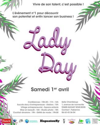 lady day entreprendre feminin top inspiration grace bailhache