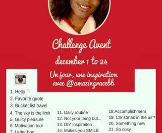 grace bailhache calendrier avent instagram