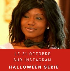 grace bailhache instagram halloween serie