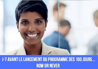 grace bailhache lancement programme 100 jous semaine prochaine