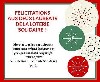 grace bailhache loterie solidaire remerciement