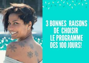 grace bailhache programme 100 jours trois raisons participer