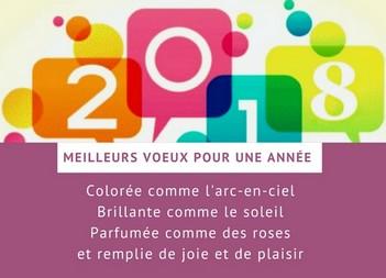 grace bailhache blog boudoir creatif meilleurs voeux 2018